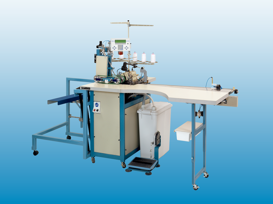 Side-seam automatic closing machine, sewing auotmats