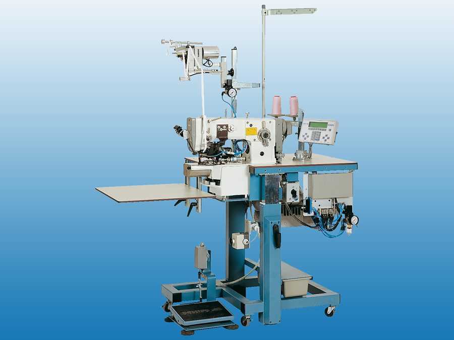 Hemming workstation, sewing automats