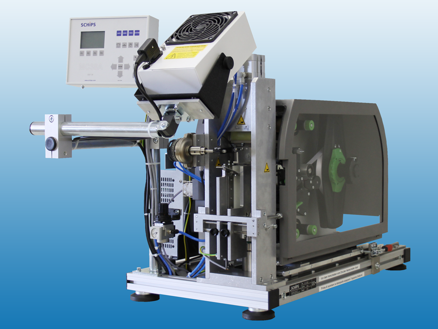 <strong>HS C90C<br>label printer</strong>