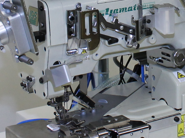 Hemming Automat HS C40LF40 SCHIPS AG Automation Delectable Sewing Machine Auto Thread Cutter