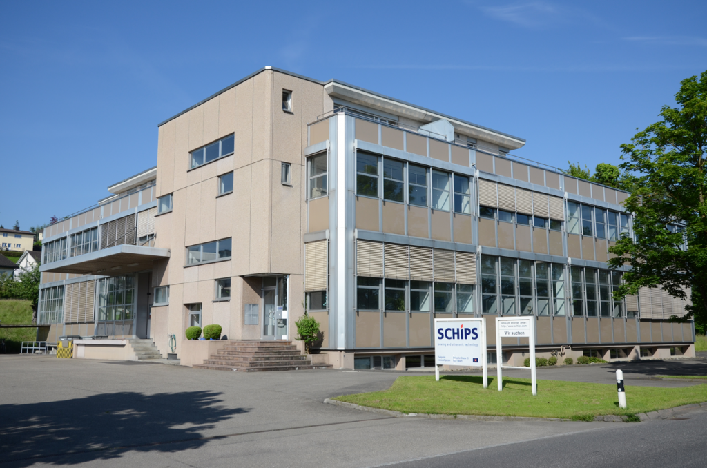 SCHIPS AG company building